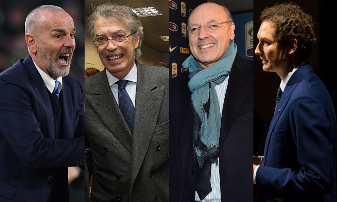 Da Marotta... a Moratti: clamorosa alleanza Inter-Juve?