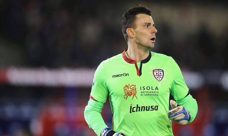 Cagliari, UFFICIALE: Rafael rinnova fino al 2018