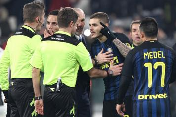 Inter Vs Juventus Controversy A Recap Of What Has Been Said Over