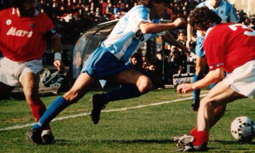 """""""L'incubo"""" di Maldini: Rocco Pagano."""
