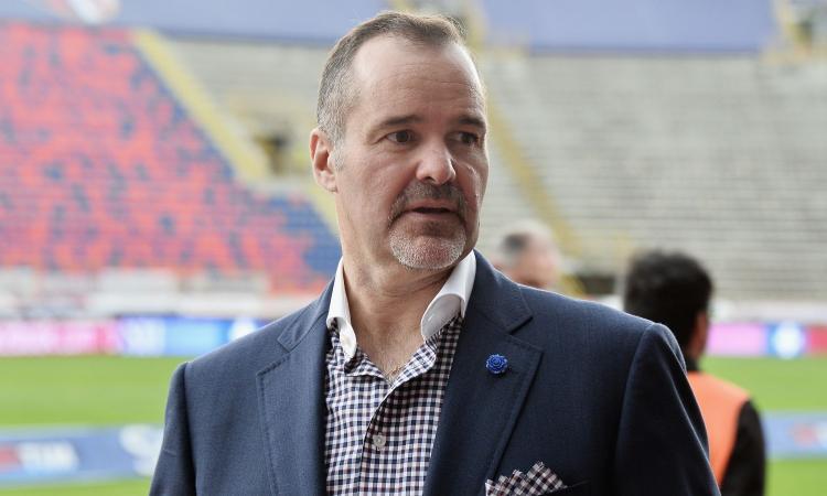 Bologna, Saputo: 'Mihajlovic non si arrende di fronte a nulla. Siamo tutti con lui e resterà il nostro allenatore'