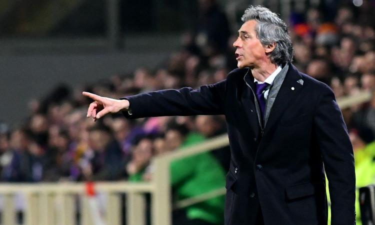 Fiorentina, Sousa: 'Abbiamo sprecato troppo. E sul Dortmund...' VIDEO