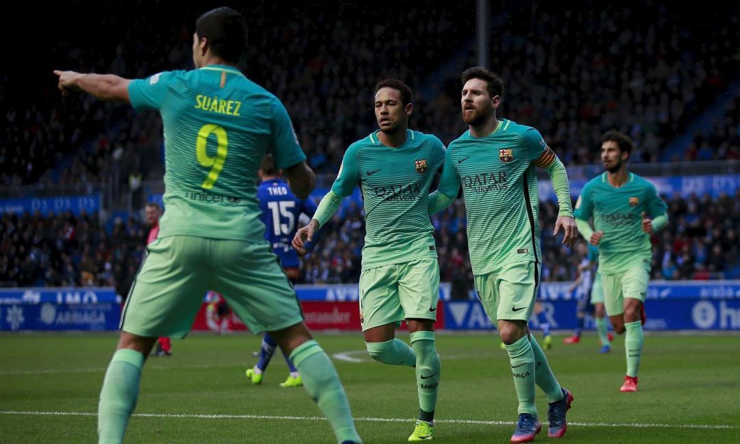 Il Barcellona è ancora la squadra più forte del mondo?