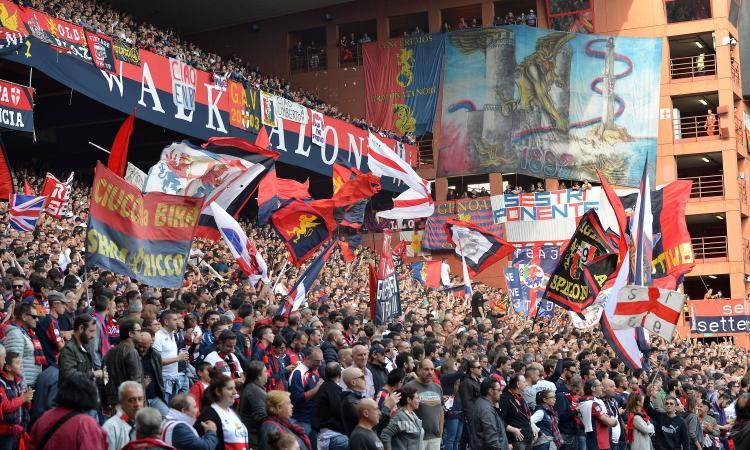 Genoa, le sigle della Nord: 'Contestiamo Preziosi ma non boicottiamo gli abbonamenti'