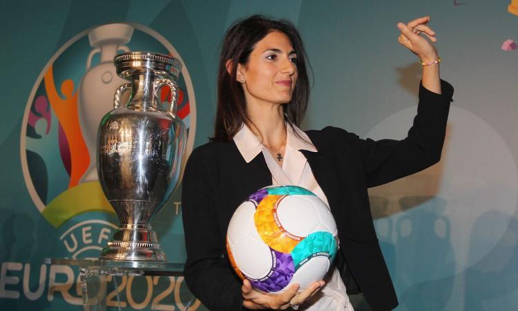 Raggi: 'Per il Flaminio mi ha cercato solamente la Lazio', e sul derby...