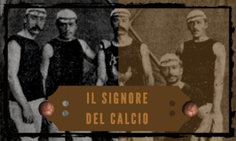 Storia di Bosio, l'uomo che per primo portò un pallone da calcio in Italia