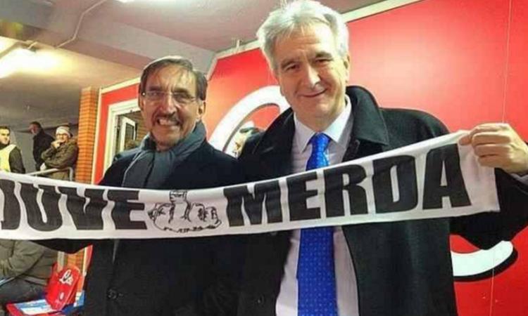 La Russa si pente: 'La sciarpa? Io sto con Agnelli. Le ...