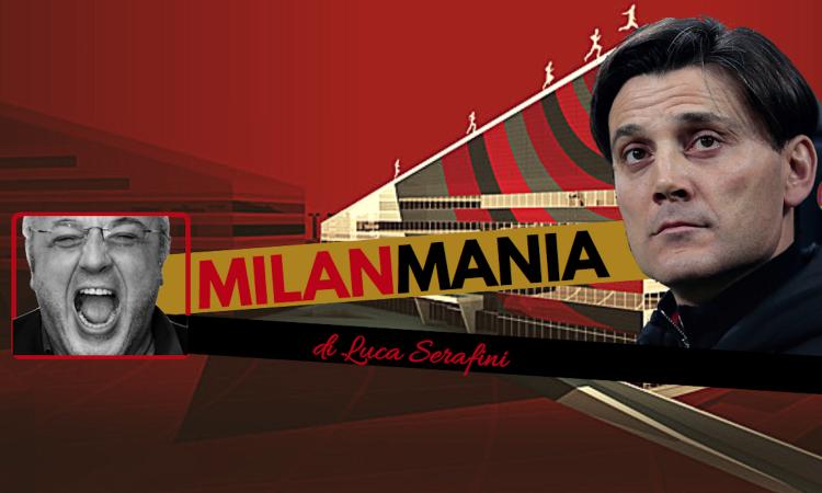Milanmania: Montella è l'unica certezza in una squadra non all'altezza