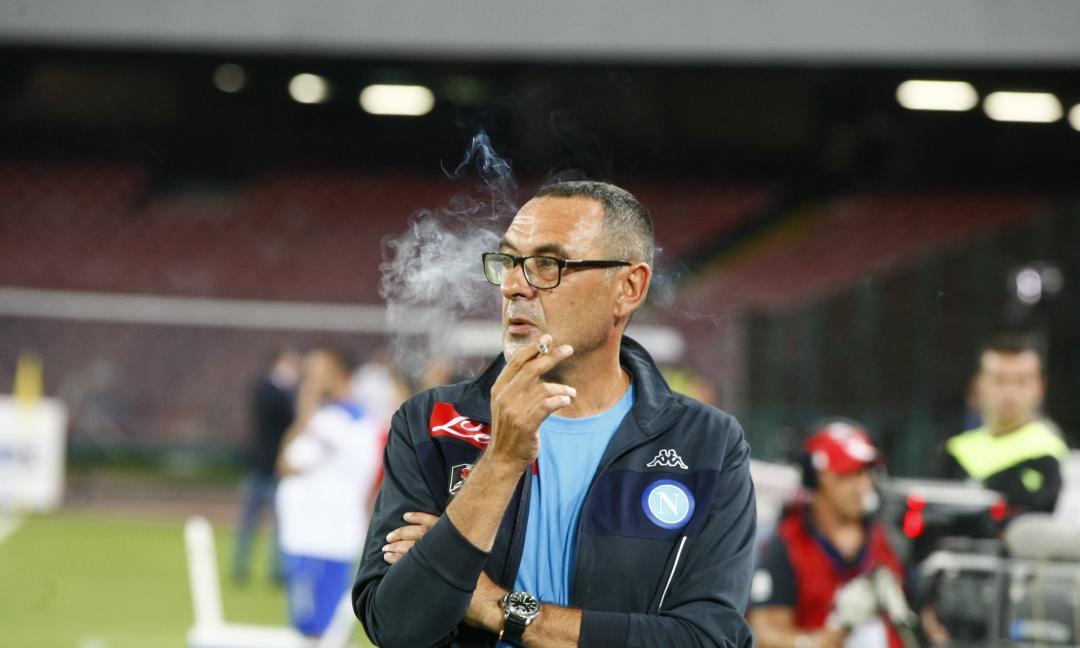 Sarri e il Napoli: 13 contro tutti!