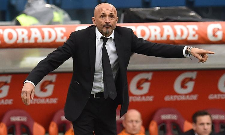 Spalletti: 'La Juve merita lo scudetto. Inter? Il mio futuro dipende da domani'