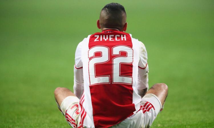 Roma: l'alternativa a Mahrez può arrivare dall'Ajax