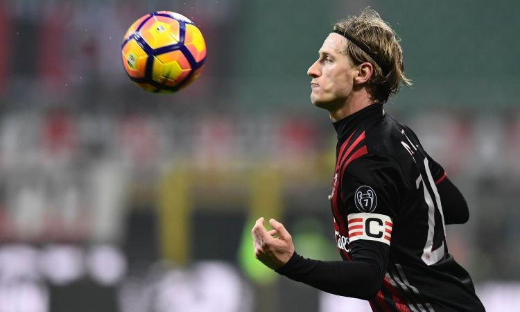 Convocati Milan: out Bonucci e Bonaventura, c'è Abate
