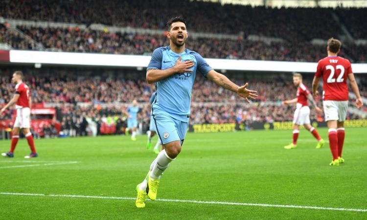 Milan, follie per Aguero: offerta super al Manchester City