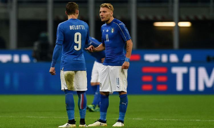 Playoff Mondiali: per i bookies Italia sul velluto contro la Svezia