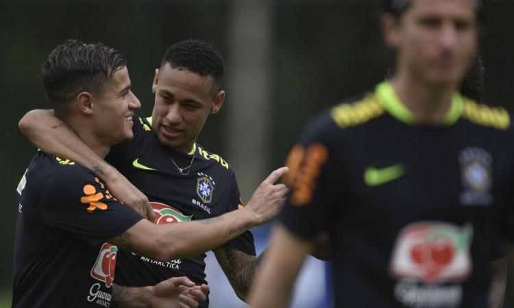 Neymar: 'Barcellona, compra Coutinho!'