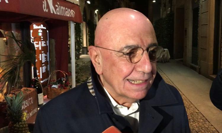 Galliani rivela: 'Milan a Commisso, era tutto fatto. Incontro con Rocco, poi è arrivato Elliott'