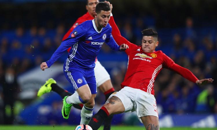 Real, 170 milioni di euro per due giocatori del Chelsea