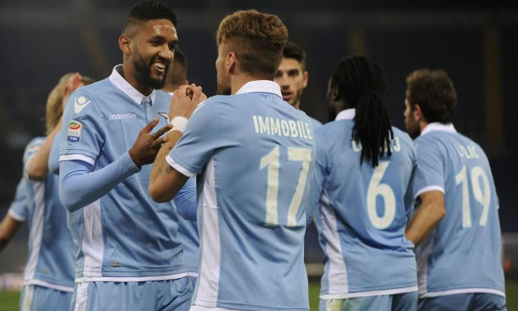 Lazio, Wallace: 'Derby? E' più importante il Palermo'