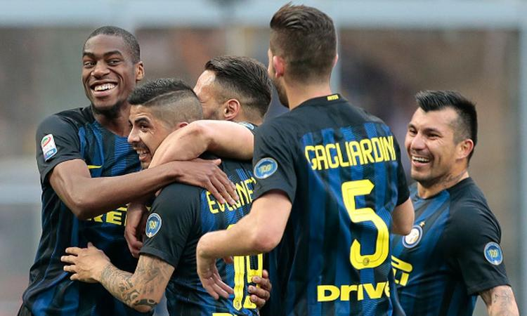 SPETTACOLO INTER, ATALANTA UMILIATA: FINISCE 7-1!