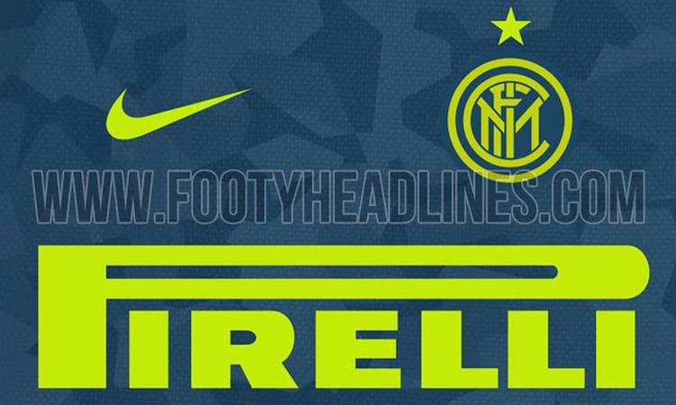 Inter, svelato il disegno della terza maglia 2017/18 FOTO