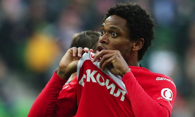 Spartak Mosca-Siviglia, le formazioni ufficiali: Luiz Adriano conro Ben Yedder