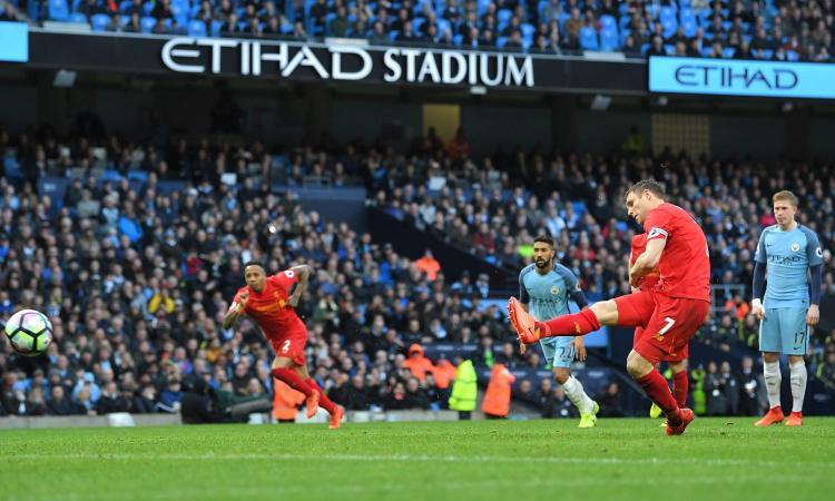 Gol e spettacolo, City-Liverpool 1-1