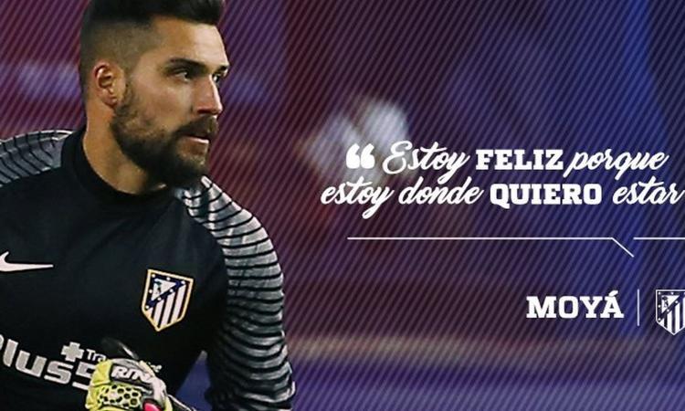 divisa calcio Atlético de Madrid portiere