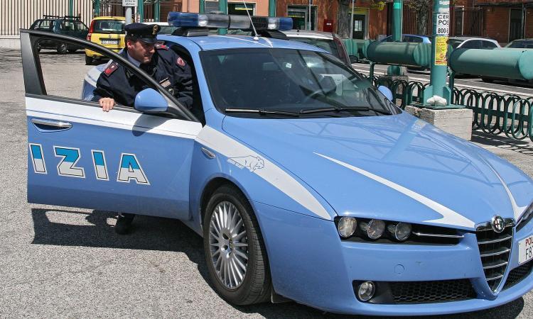 Grave incidente per tre giocatori della Primavera della Juve: coinvolta un'auto della Polizia FOTO