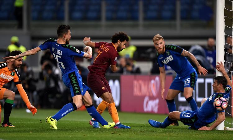 Serie A, moviola: manca un rigore a Juve e Udinese, non c'è il rosso per Diamanti. Dubbi sul gol di Salah