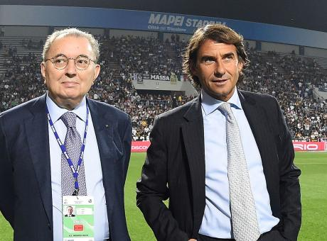 Squinzi a CM: 'Sensi al Milan? Non abbiamo necessità di vendere'