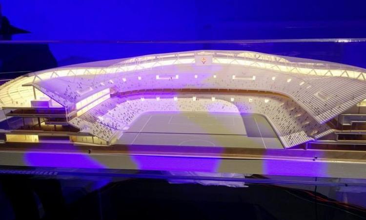 Piccoli passi in avanti per il nuovo stadio di Firenze. La Fiorentina: 'Soddisfazione per la buona notizia'