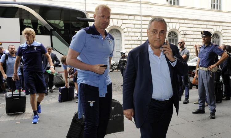 Mercato Lazio, storie di esuberi: costano 45 milioni