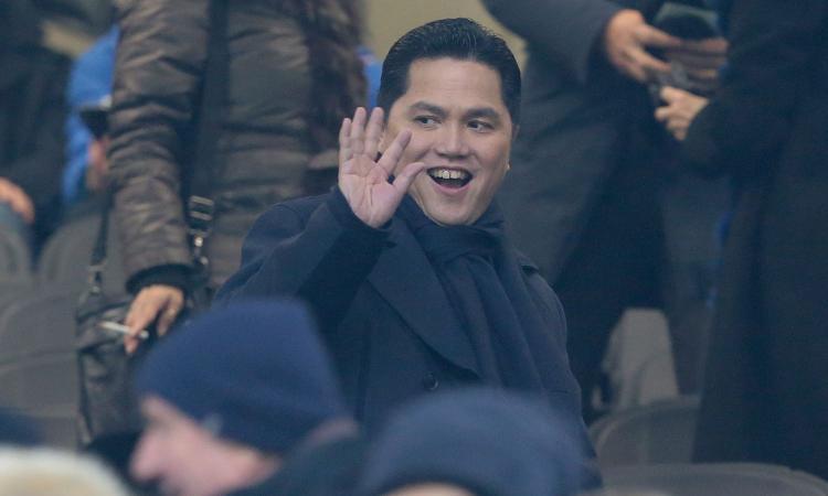 Inter, Thohir pronto a cedere le sue quote: operazione da circa 150 milioni