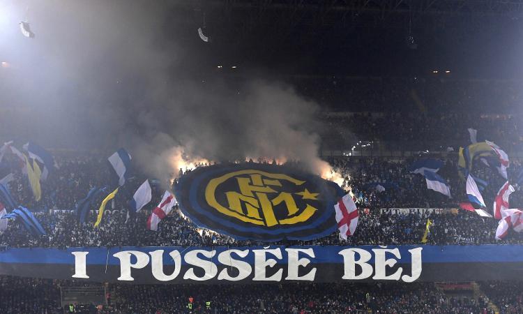 Inter, Curva Nord senza coreografia al derby: 'Negato il ricordo di Belardinelli'