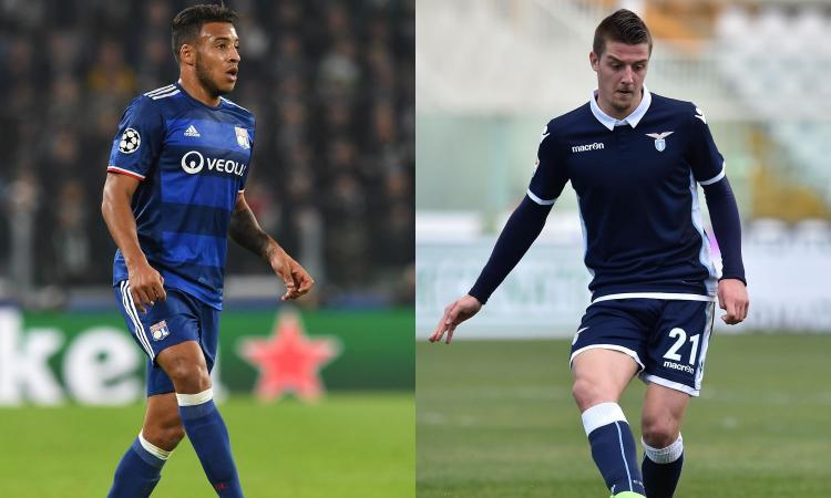 Juve: meglio Tolisso o Milinkovic-Savic?