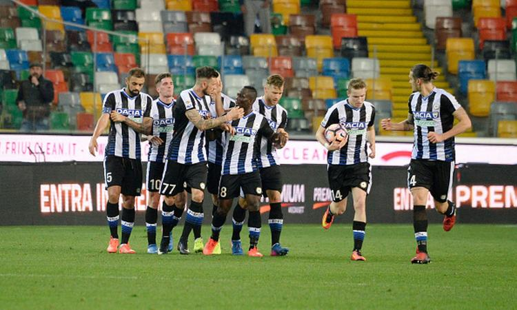 Udinese-Palermo 4-1: GOL & HIGHLIGHTS