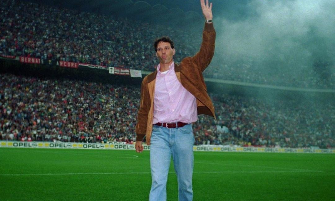Marco Van Basten: il cigno di Utrecht