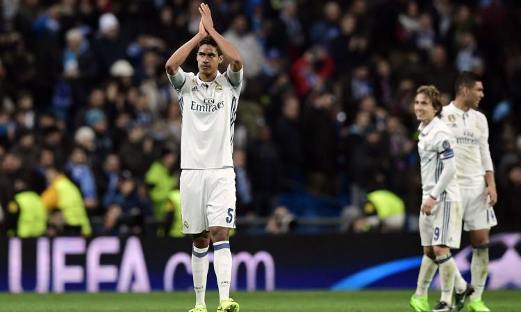 Real Madrid, Varane: 'Qui c'è un rapporto speciale con la Champions'