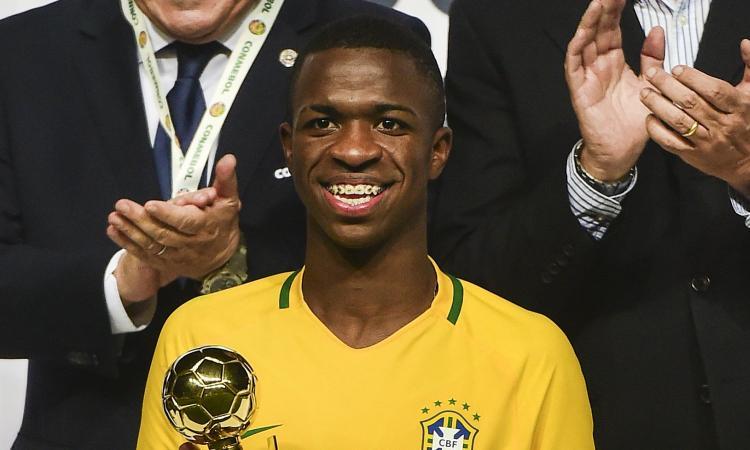 Juve beffata, Vinicius Junior ha scelto il Real