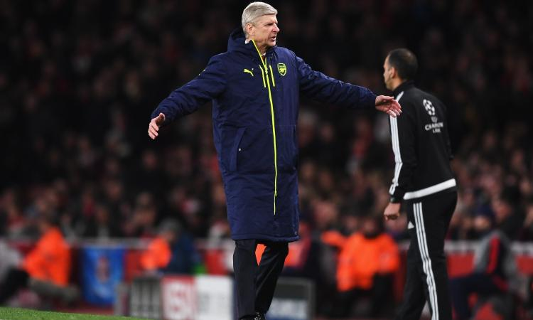 Arsenal, Wenger: 'Voglio restare qui'