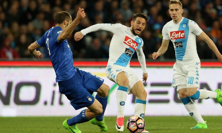 Dove vedere Napoli-Juventus in tv?