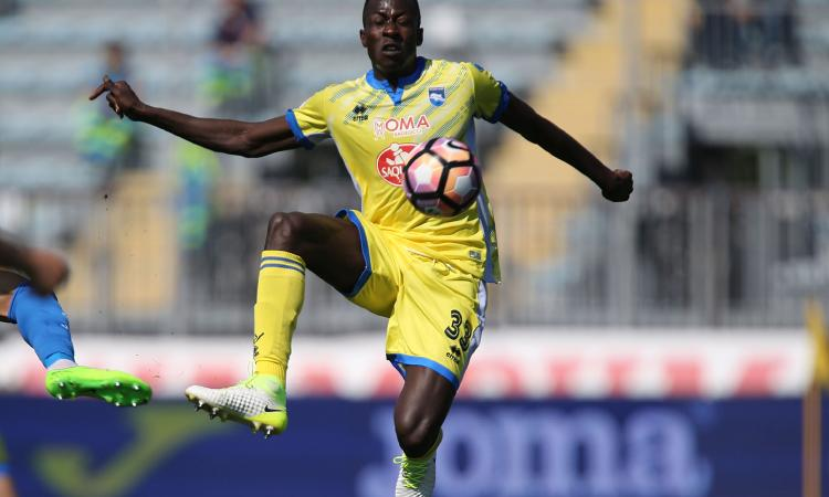 Udinese, Coulibaly verso Carpi