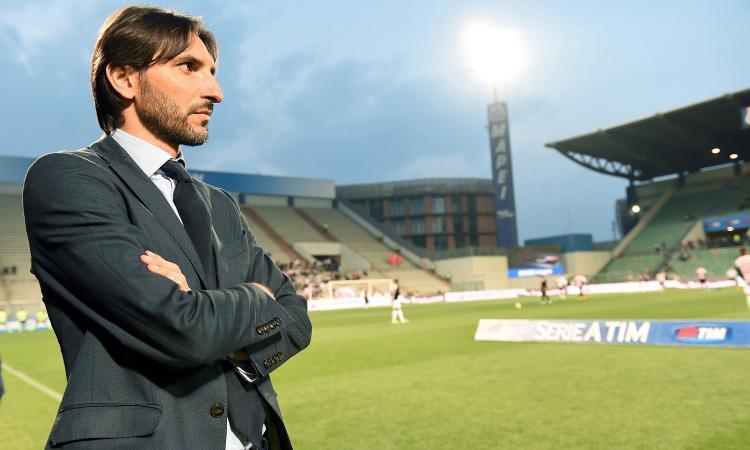 Inter, per Baccin manca solo l'ufficialità. L'ex Palermo ieri era in sede