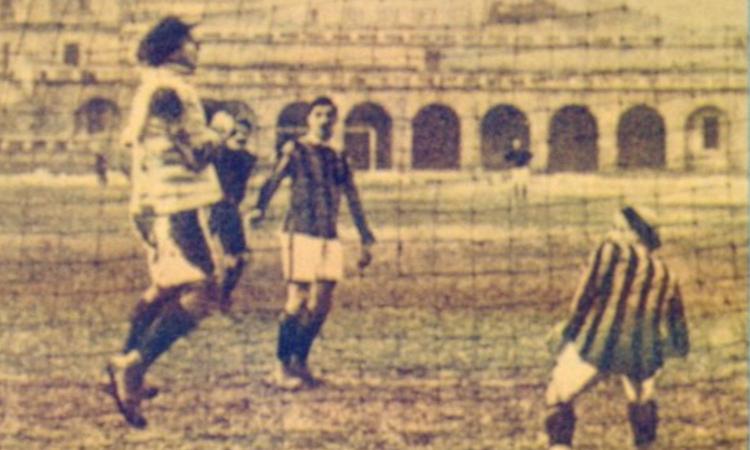 Nel 1909, il primo derby fra Milan e Inter fu arbitrato da uno juventino!
