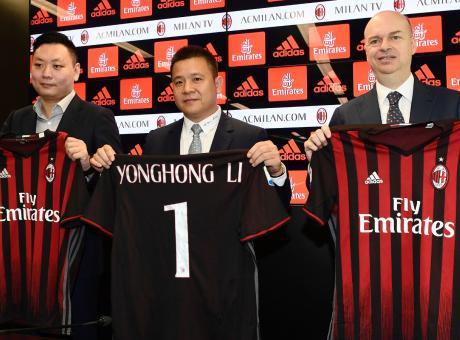 Cina, il calcio non è ancora roba tua: il Milan il fiore all'occhiello del fallimento