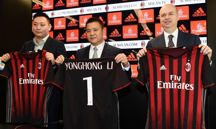 Milan: 'Voluntary Agreement' all'Uefa