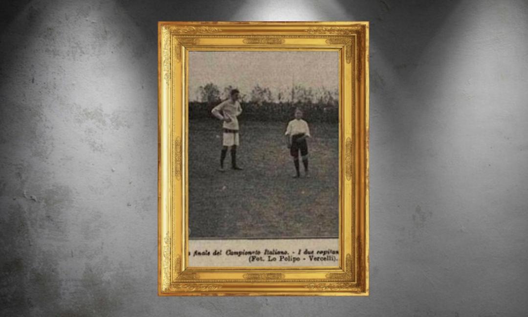 Racconti di storia vera: Lino e suo padre, il terzino veloce come Bolt