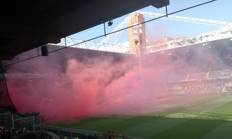 Genoa, apre la campagna abbonamenti per la tribuna
