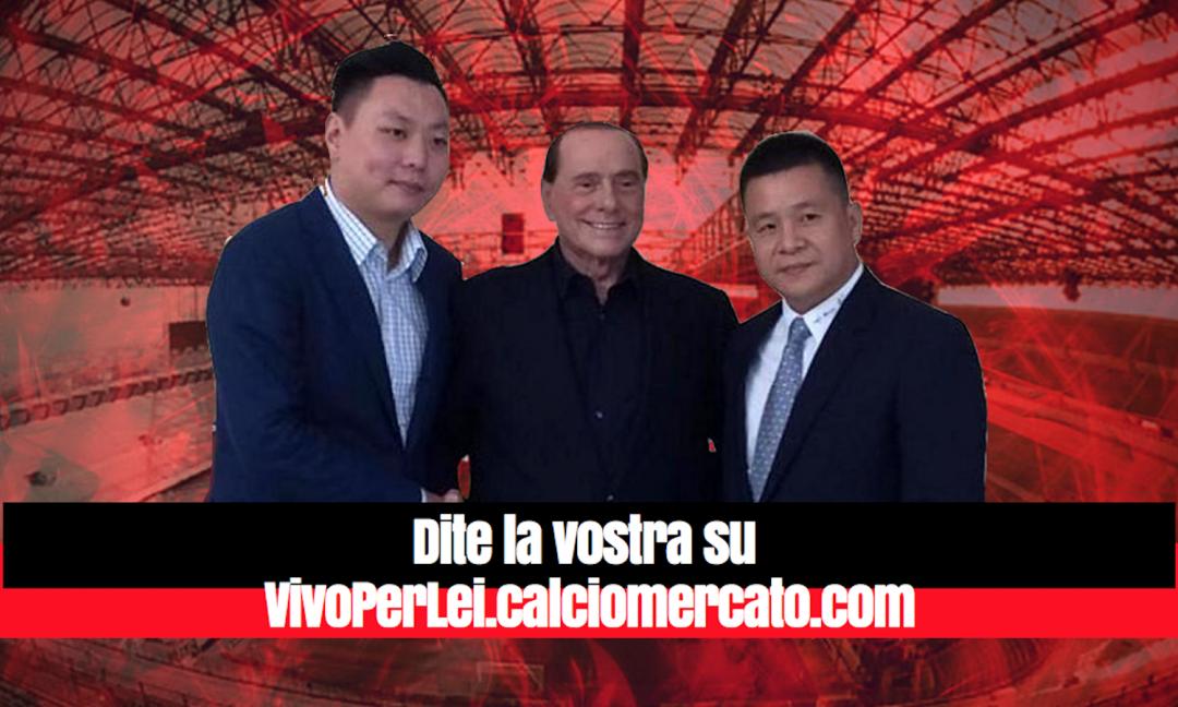 Cessione Milan: ecco la mossa di Yonghong Li!