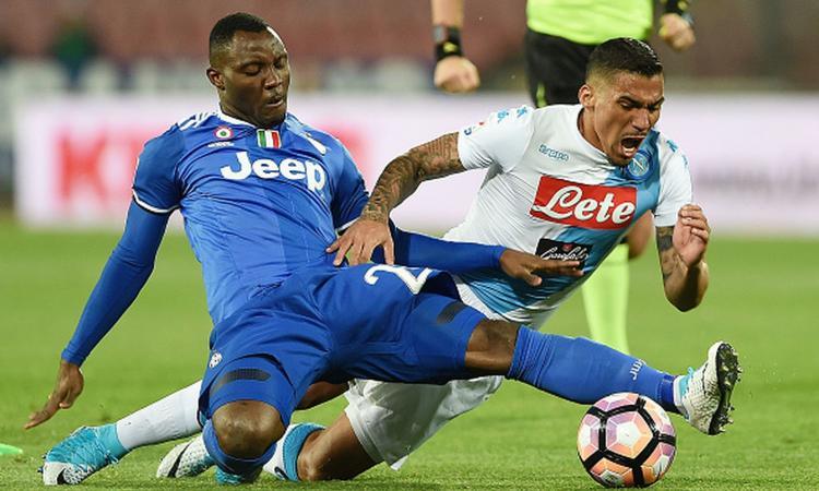 Napoli-Juve 1-1: GOL & HIGHLIGHTS | Serie A ...